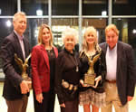 19. with Chuck Garrett, Sammye Walton,Winnie Guess Perdue and David Webb. I received the Cultural Achievement Award at the Dream Keepers Awards Banquet, Tulsa, OK Nov 14, 2018