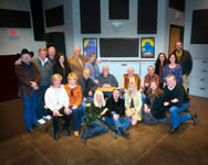 Legendary guitarist Jimmy Capps release party for his documentary by Scot England Mar 1, 2020 with Moe Bandy, Bill Anderson, Mandy Barnett, Jeannie Seely, The Whites, Jimmy Fortune